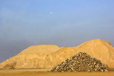 Free Stone - Sand - Soil Royalty Free Stock Photos - 30311238