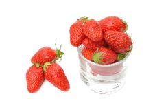 Free Strawberries Royalty Free Stock Images - 30311399