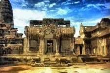 Free Angkor Wat Temple Royalty Free Stock Images - 30311949
