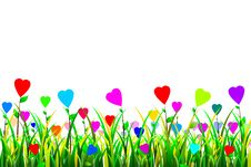 Free Meadow Of Love Stock Photos - 30315293