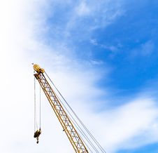 Free Crane Stock Photography - 30315572