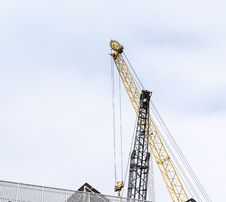 Free Crane Royalty Free Stock Photography - 30315577