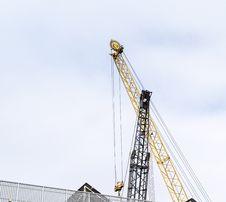 Free Crane Royalty Free Stock Photography - 30315577