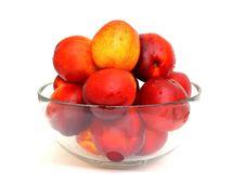 Free Nectarines Stock Image - 30338351