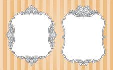 Free Ornate Vintage Frames Stock Photos - 30338363