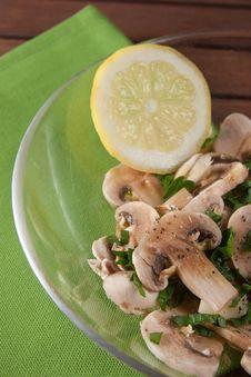 Free Champignon Mushroom Stock Images - 30346184