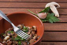Free Champignon Mushroom Stock Photo - 30346200