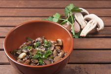 Free Champignon Mushroom Stock Photography - 30346302