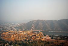Free Jaipur S Amber Fort Stock Photo - 30347270