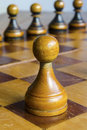 Free White Pawn Stock Images - 30350754