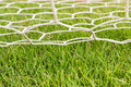 Free Back Side The Goal Football Royalty Free Stock Photography - 30350777