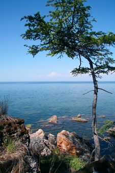 Free Lake Baikal Royalty Free Stock Photo - 30353415