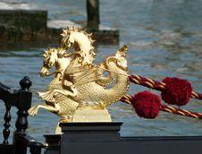 Free Gondola In Venice Stock Photography - 30362622