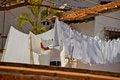 Free Hotel Laundry Stock Photo - 30372970