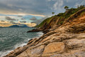 Free Sunset Seascape, Samed Island Royalty Free Stock Image - 30375146