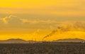 Free Sunset Seascape, Samed Island Stock Photography - 30375232