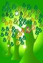 Free Tree Money Abstract Stock Photo - 30378300