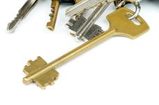 Free Keys Stock Image - 30370461
