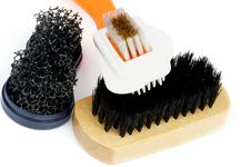 Free Cleaning Brushes Stock Photos - 30370563