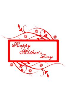 Free Happy Mothers Day Royalty Free Stock Photos - 30371958