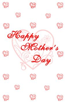 Free Happy Mothers Day Royalty Free Stock Images - 30371959