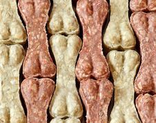 Free Dog Bone Food Royalty Free Stock Images - 30372479