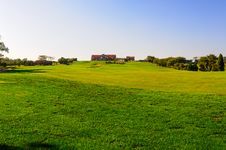 Free The Jinshi Beach Golf Course Royalty Free Stock Photography - 30373547