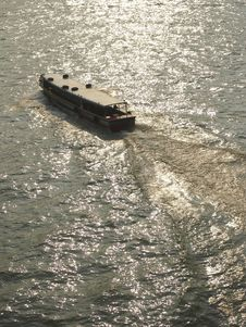 Free Speed Motorboat Stock Images - 30373944