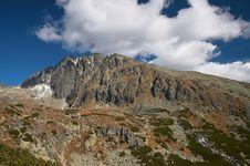 Free Mountains Of Slovakia Stock Photography - 30376262