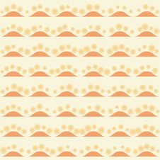 Free Seamless Pattern With Stripy Ornament Stock Images - 30377104