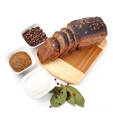 Free Bread With Spices Royalty Free Stock Photography - 30380307