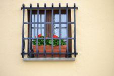 Free Italian Window Royalty Free Stock Photo - 30387175