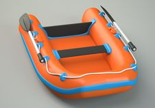 Free Inflatable Boat Stock Images - 30387354