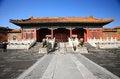 Free National Palace The Ning Shou Door Beijing China Stock Image - 30394051