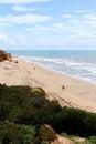 Free Western Algarve Beach Scenario, Portugal Royalty Free Stock Photos - 30398698