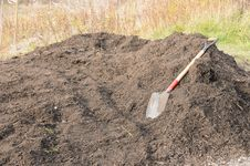 Free Organic Compost Royalty Free Stock Photography - 30393037
