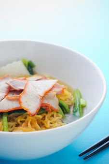 Free Noodles Stock Photography - 30396132