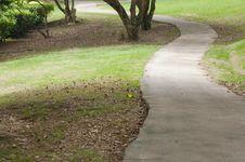 Free Garden Path Stock Image - 30399331