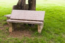 Free Stone  Chair Royalty Free Stock Photo - 30399445