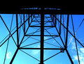 Free Up Through The Tower Stock Images - 3049754