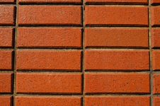 Free Red Bricks Royalty Free Stock Images - 3040079