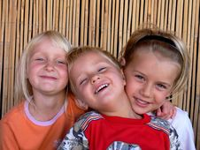 Free Happy Children Royalty Free Stock Photography - 3041147