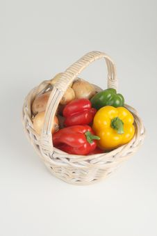 Free Vegetables Stock Image - 3041631