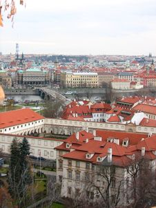 Free Prague Scene. Royalty Free Stock Images - 3043989