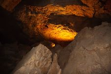 Free Light In The Grotto Stock Images - 3044154