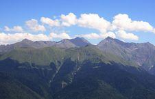 Free Mountains Stock Image - 3044211