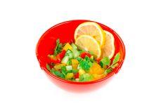 Free Bowl Woth Salad Stock Image - 3045061