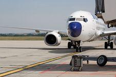 Free Airplane Boarding Stock Photo - 3045690