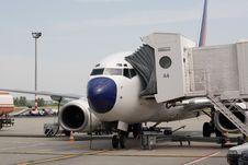 Free Airplane Boarding Stock Photos - 3045723