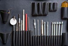 Tool Kit 2 Royalty Free Stock Photo